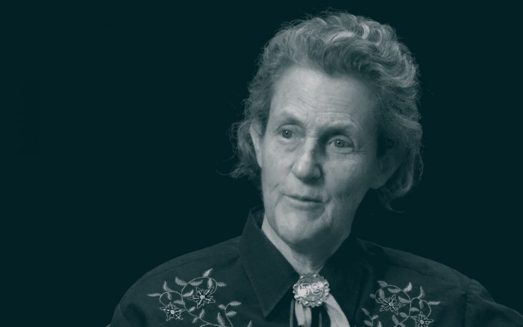 Temple Grandin Offers Some Advice